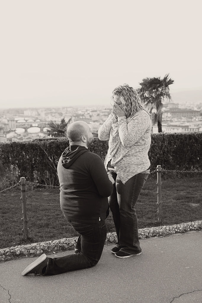 Florence proposal, Florence Italy proposal, Florence Italy engagmeent, destination wedding photographer, destination engagement, surprise engagement in Italy, Jackson Michigan wedding photographer, Michigan wedding photographer, Photographer in Jackson Michigan, Destination wedding photographer in Michigan, International wedding photographer, International photographer, International destination photographer