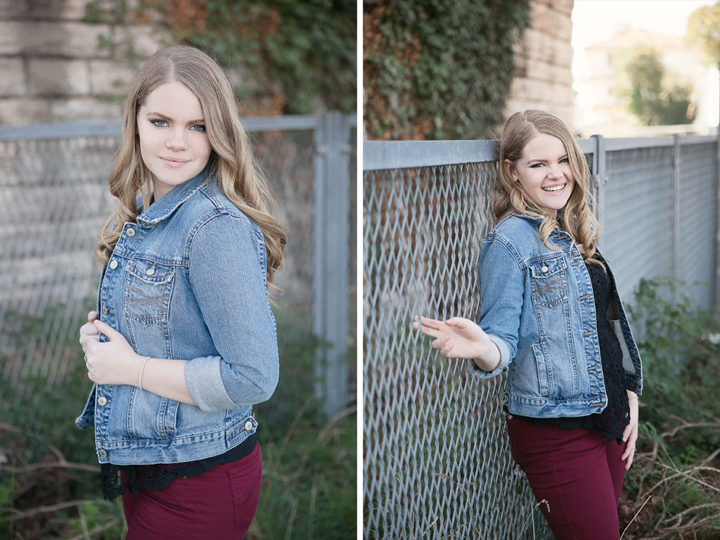 Jackson Michigan senior portrait photographer, destination senior portrait photographer