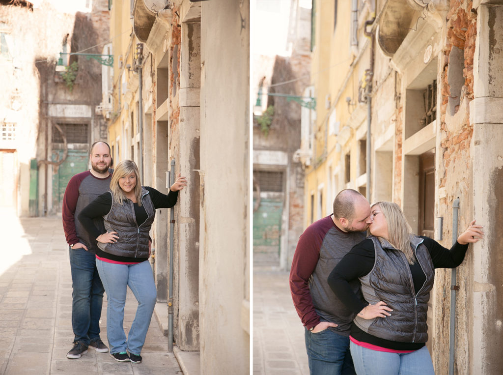 Venice destination engagement photographer, michigan wedding photographer