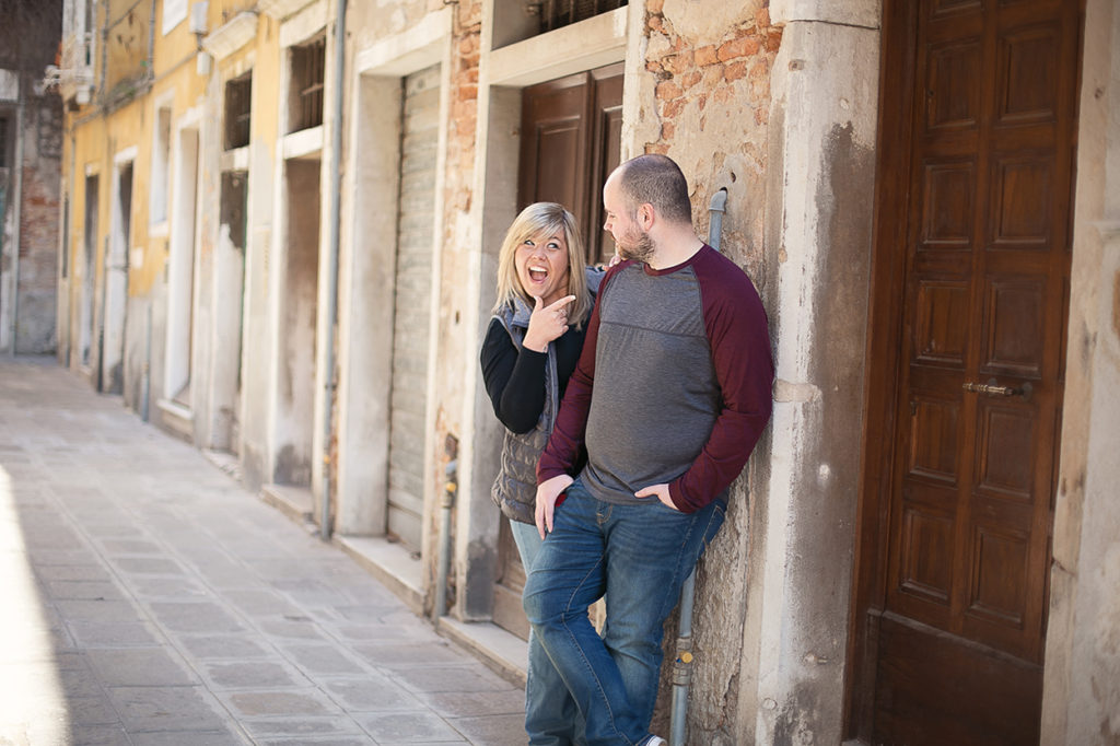 venice destination engagement photographer