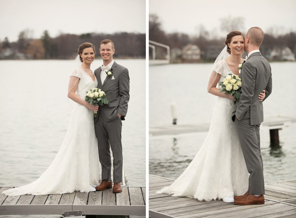 Jackson Michigan wedding photographer